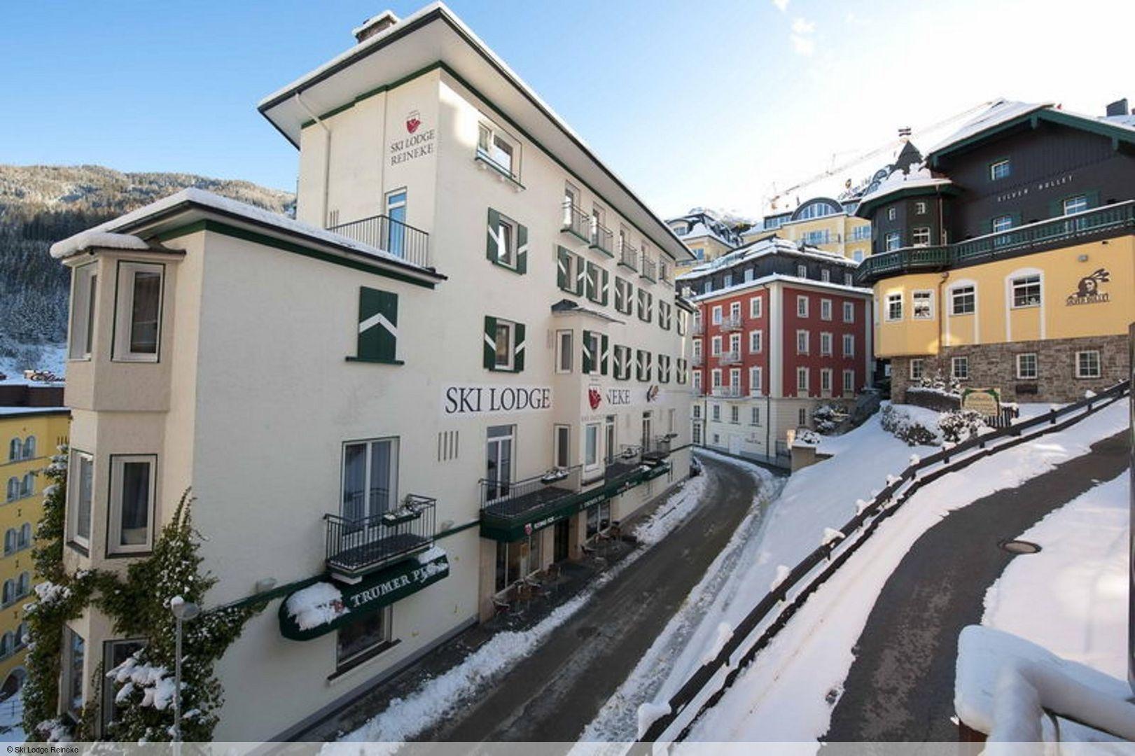 Ski Lodge Reineke - Slide 1