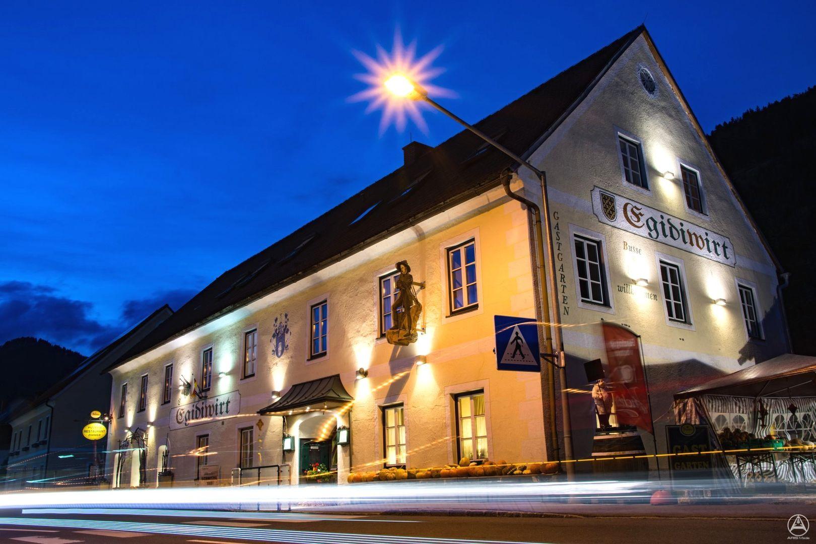 Meer info over Gasthof Egidiwirt  bij Wintertrex