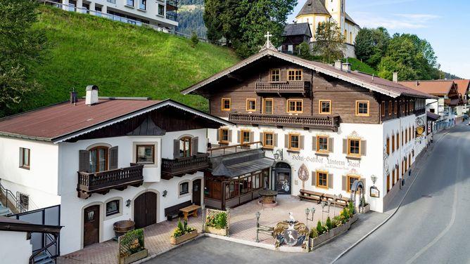 Alpenglück Hotel Unterm Rain