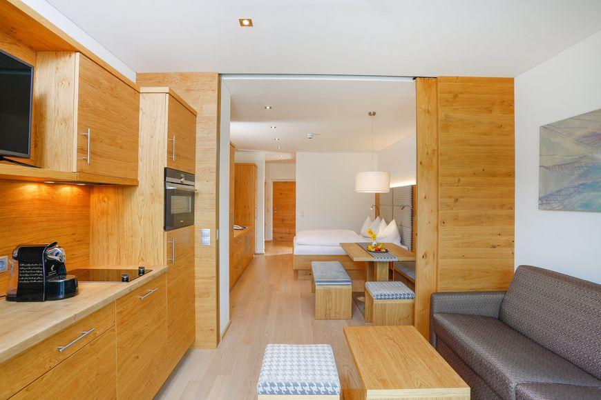 Aktiv Hotel Alpina - Apartment - Wagrain