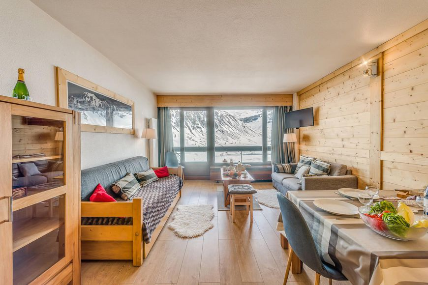 Le Bec Rouge - Apartment - Tignes