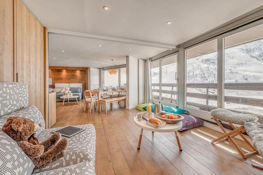 Résidence le Palafour - Apartment - Tignes