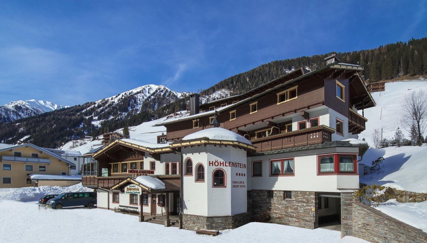 Meer info over Hotel Höhlenstein  bij Wintertrex