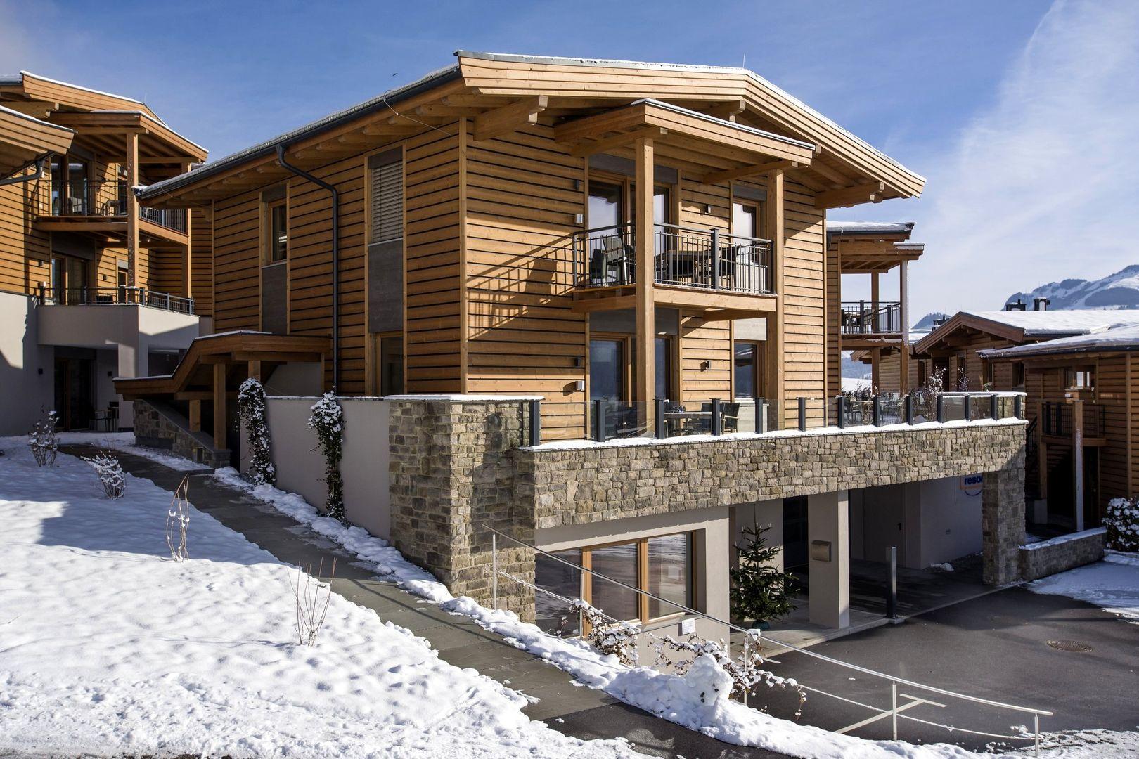 Resort Tirol Am Sonnen...