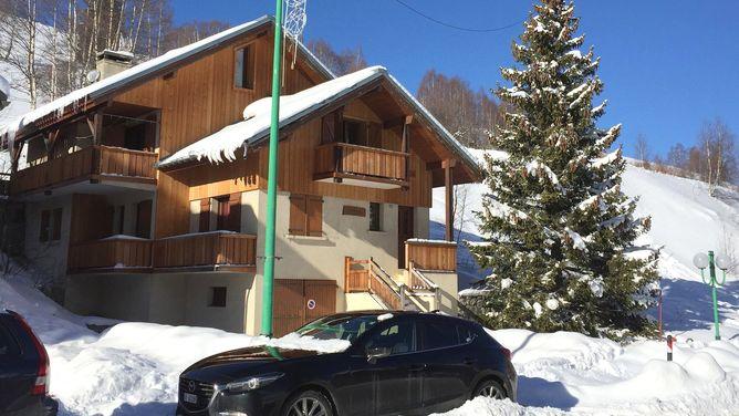 Unterkunft Chalet Erika, Les 2 Alpes,