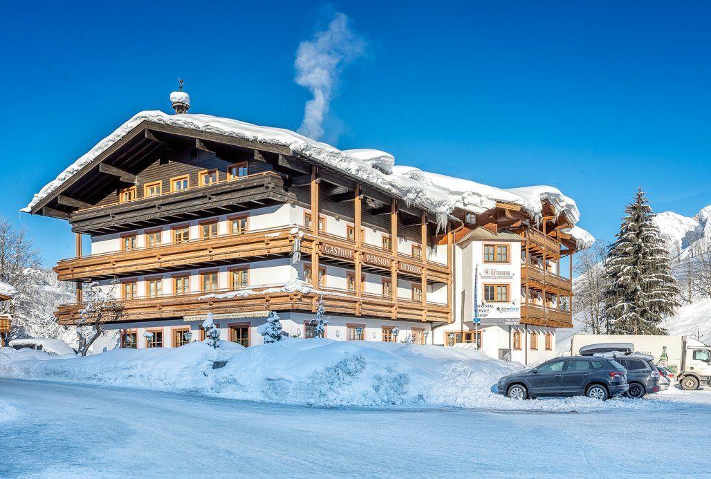 Hotel Unser Unterberg - Slide 1