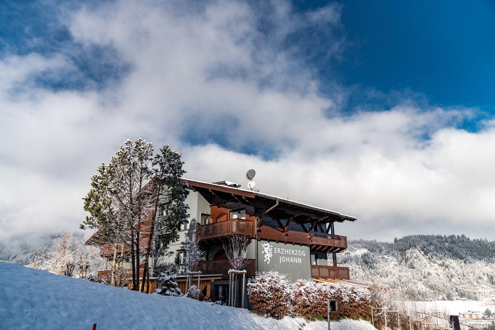 Alpin Style Hotel Erzh...