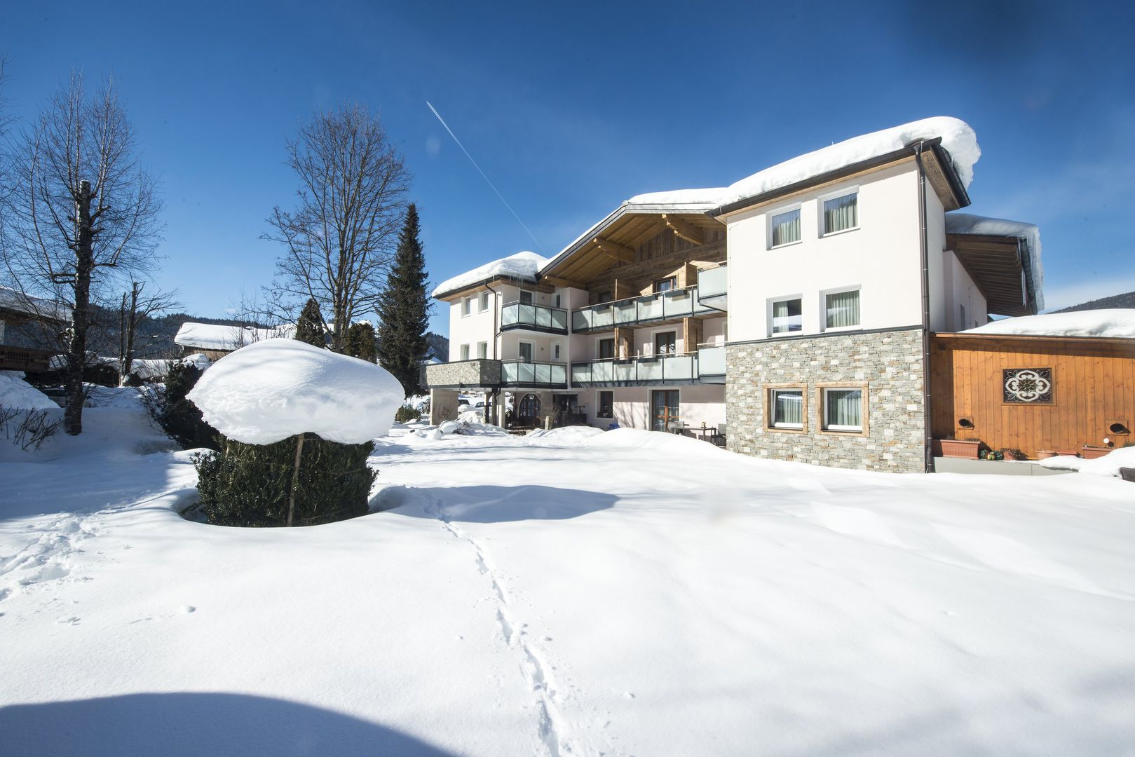 Meer info over Aparthotel Kristall  bij Wintertrex