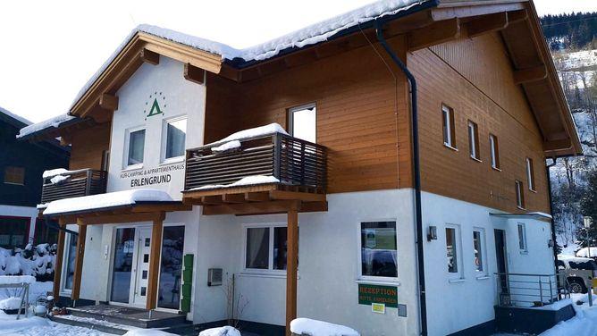 Erlengrund Resort - Camping, App. & Bungalows