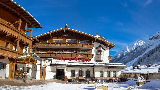 Hotel Alpenbad Hohenhaus