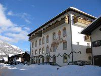 Unterkunft Hotel Garni Almenrausch und Edelweiss, Garmisch-Partenkirchen,