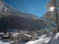 Skigebiet Saas-Almagell,