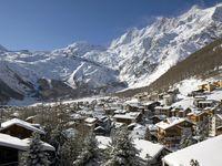 Skigebiet Saas-Grund,