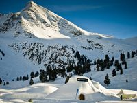 Kühtai Skigebiet