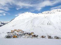 Skigebiet Kühtai