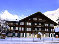 Hotel Chalet Swiss - Interlaken - Exterior - Winter