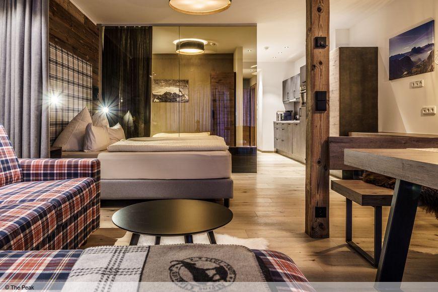 The PEAK - Apartment - Sölden