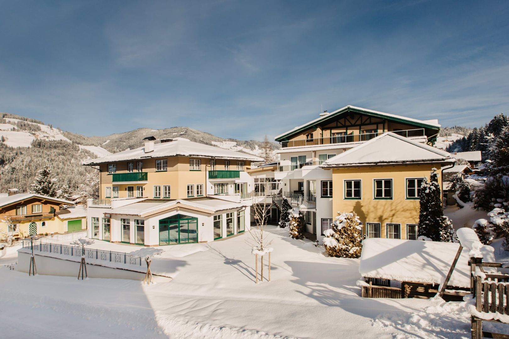 aktiv hotel alpina