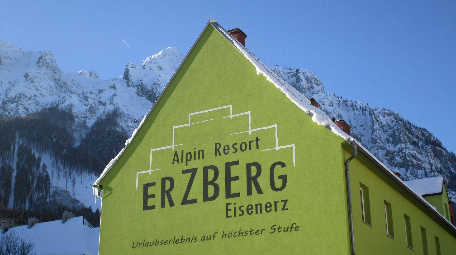 Meer info over Alpin Resort Erzberg  bij Wintertrex