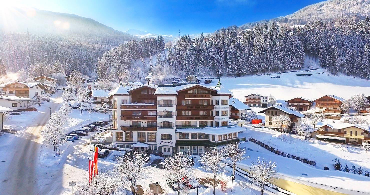 Holiday Hotel Platzlhof - Slide 1
