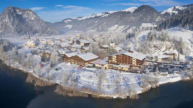 Unterkunft Ferienclub Bellevue, Walchsee,