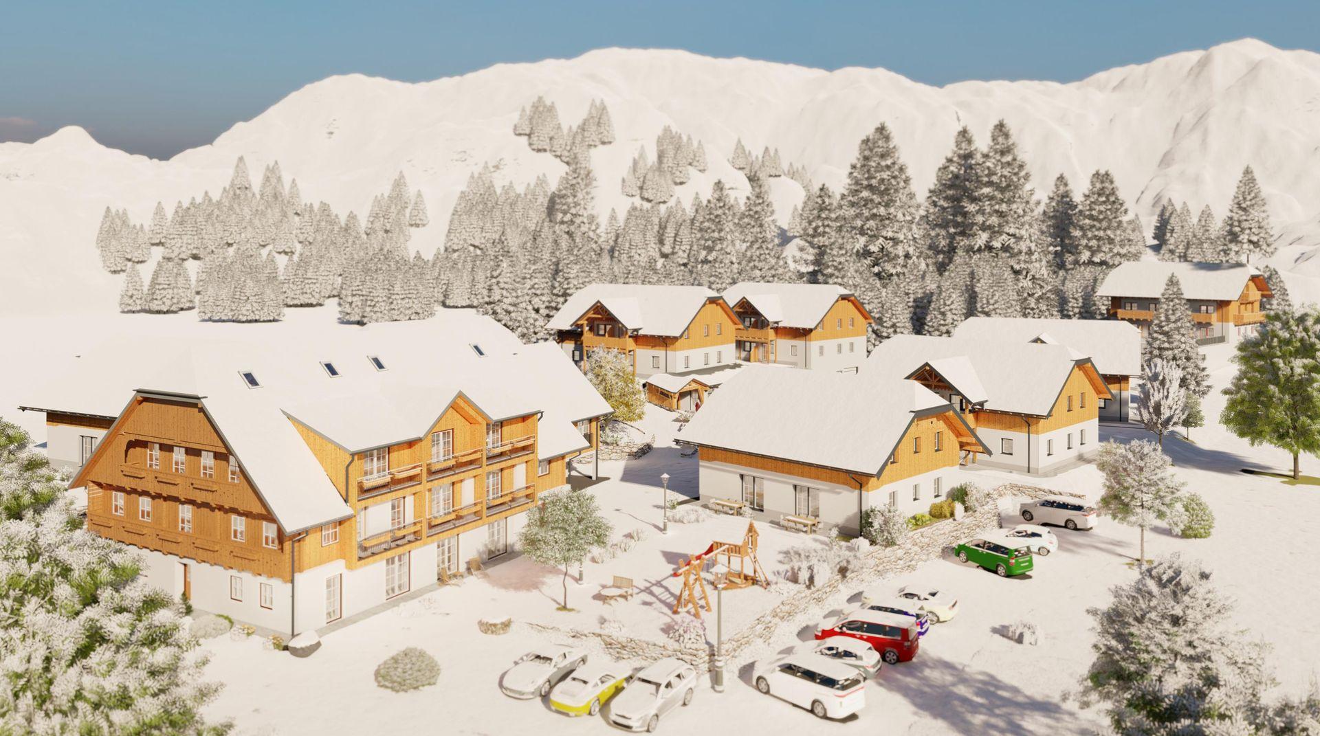 Meer info over Feriendorf Edelweiss  bij Wintertrex
