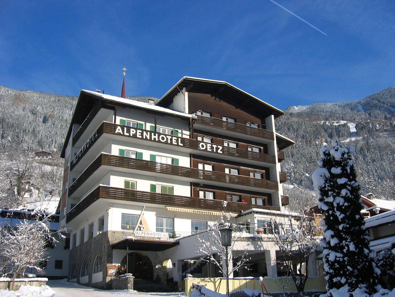Alpine Hotel Oetz - Slide 1