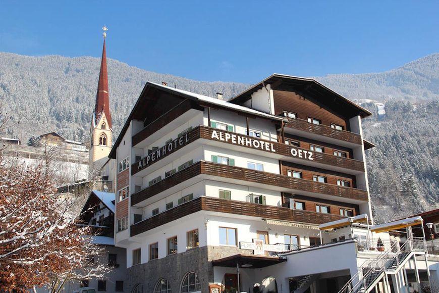 Alpine Hotel Oetz - Slide 2