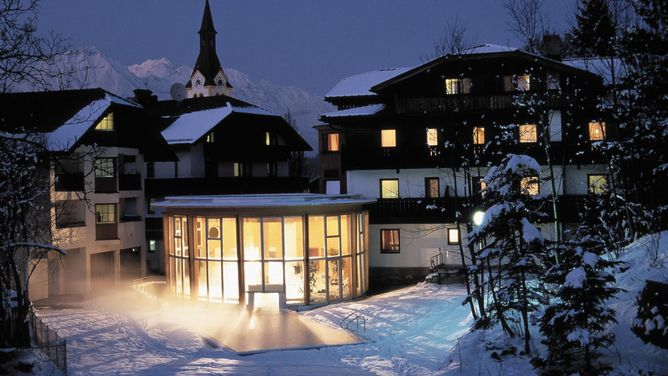 Unterkunft Hotel Bon Alpina, Igls,