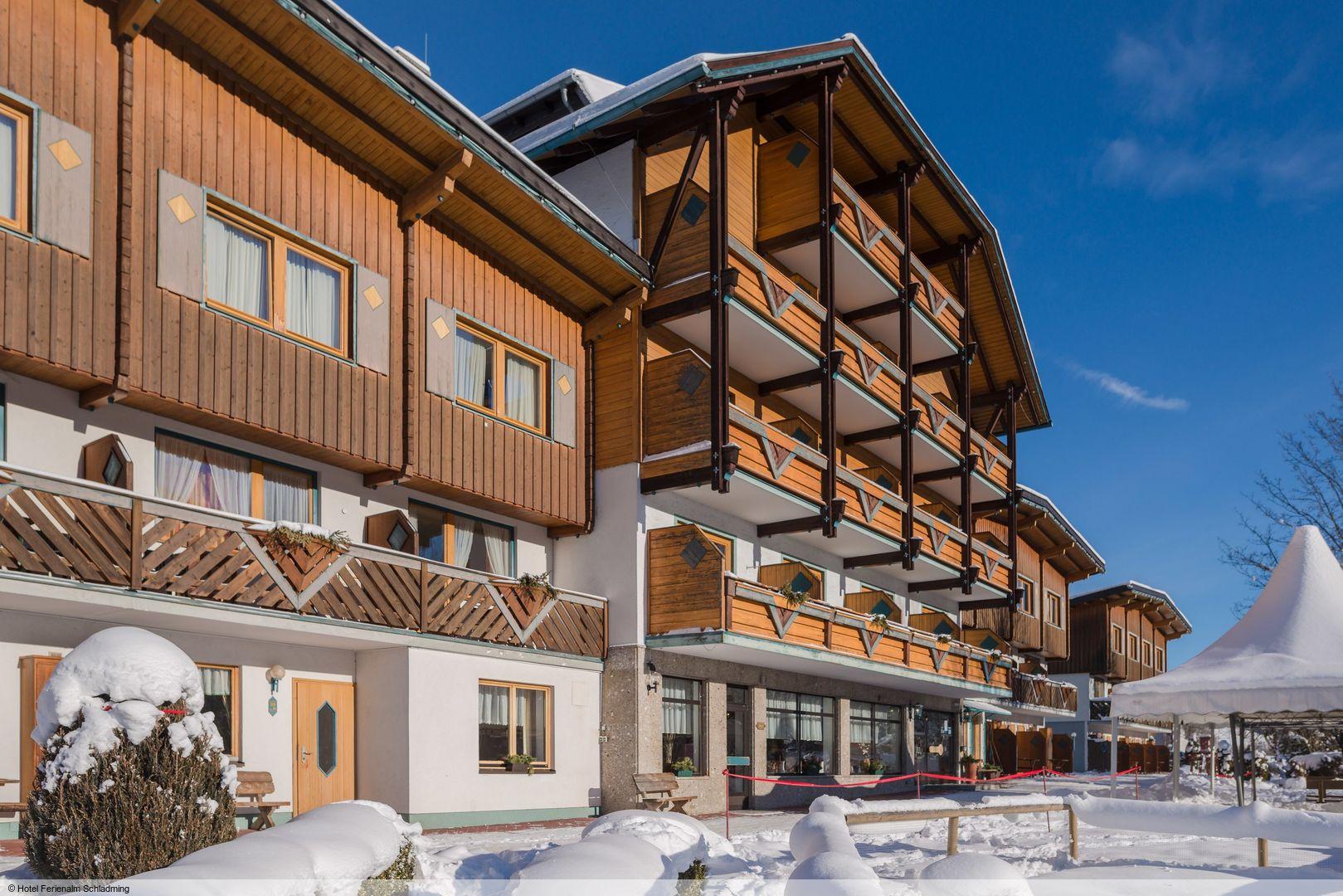 Hotel Ferienalm Schladming - Slide 1