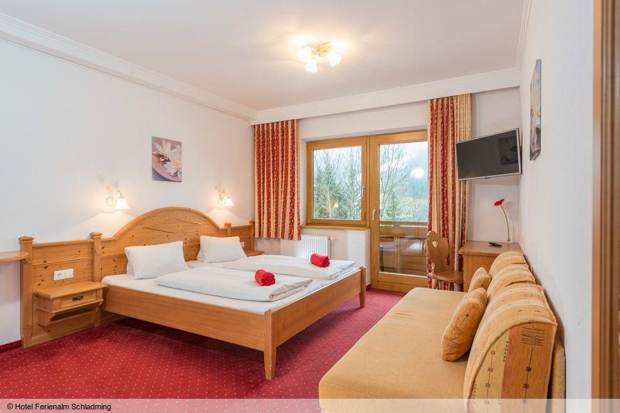 Hotel Ferienalm Schladming - Slide 2