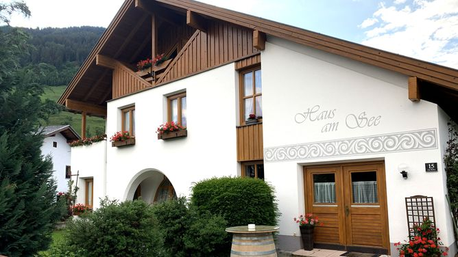 Ferienhaus am Burgsee