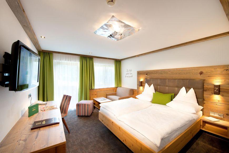Hotel Landgut Zapfenhof - Apartment - Zell am Ziller