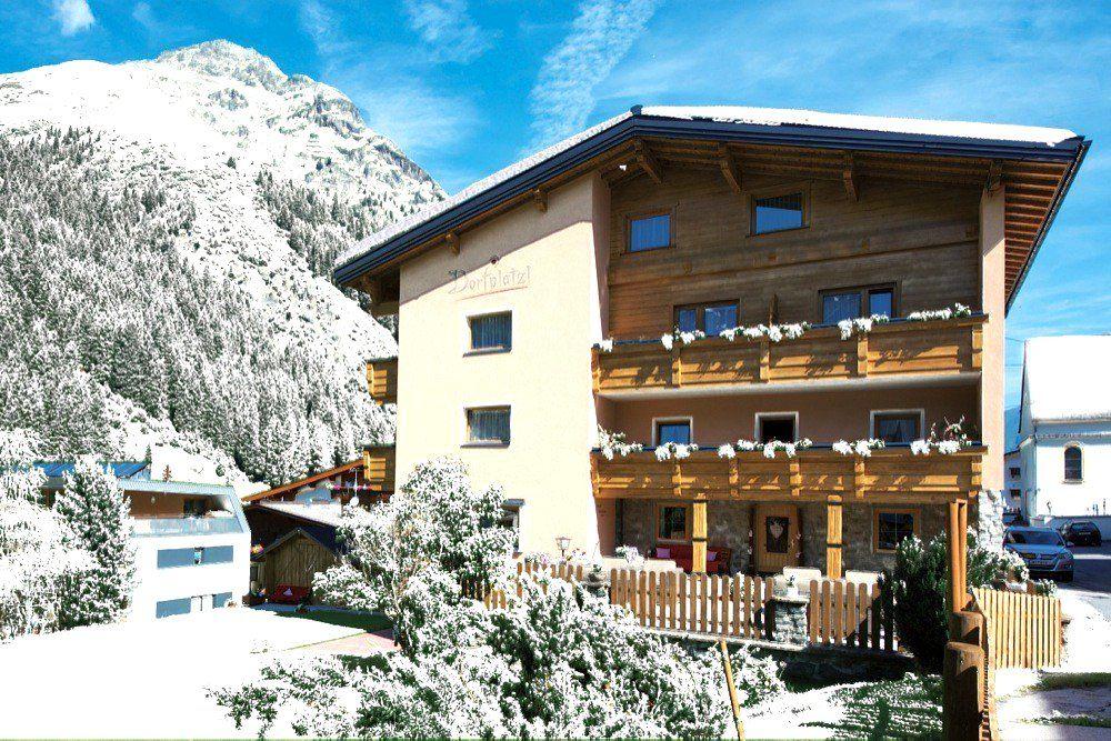 Meer info over Pension Dorfplatzl  bij Wintertrex
