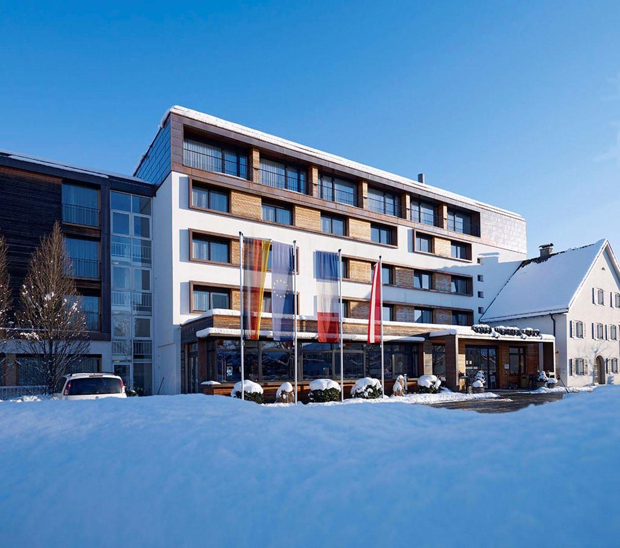 Meer info over Hotel Weisses Kreuz  bij Wintertrex