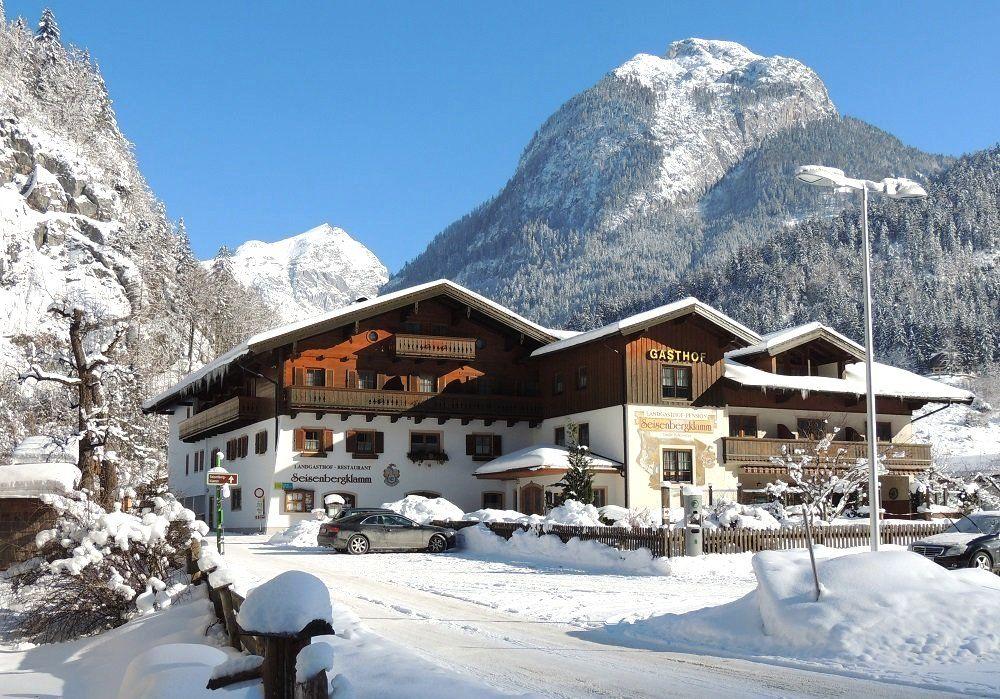 Meer info over Landgasthof Seisenbergklamm  bij Wintertrex