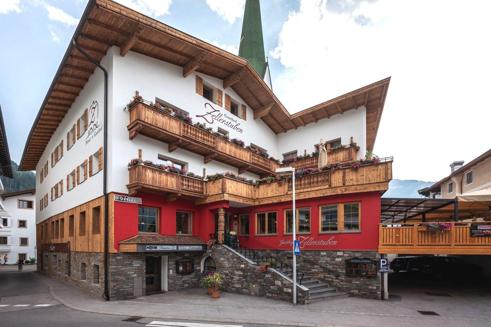 Zell am Ziller - Gasthof Zellerstuben