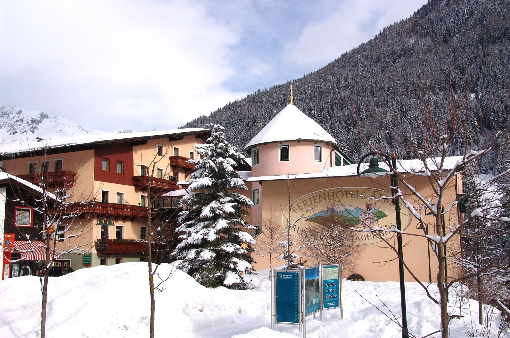 Ferienhotels Alber - Slide 1