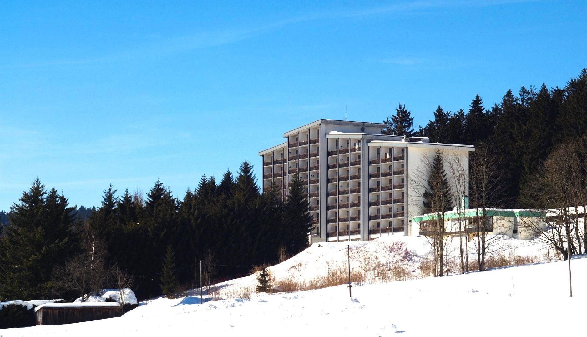 holiday & aparthotel haus bayerwald