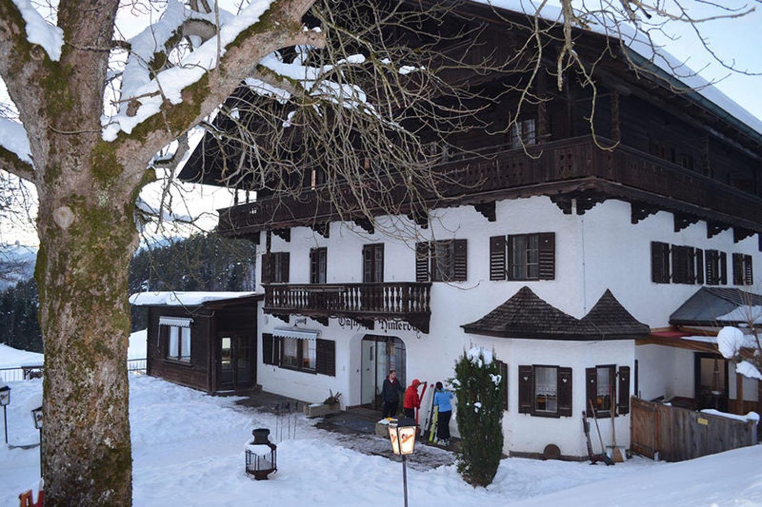 Berghotel Hinterduxerhof - Slide 1