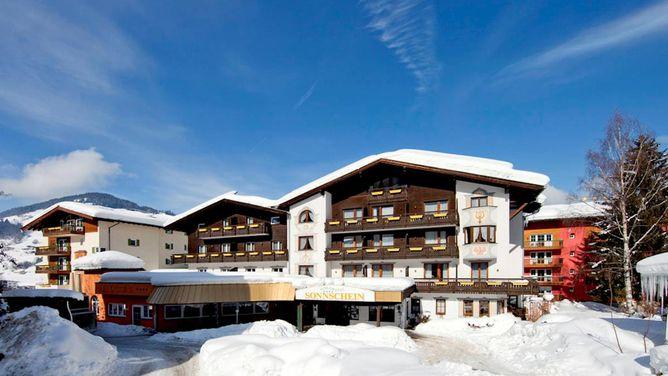 Hotel Sonnschein - Apartment - Niederau