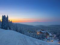 Skigebiet Borovets,