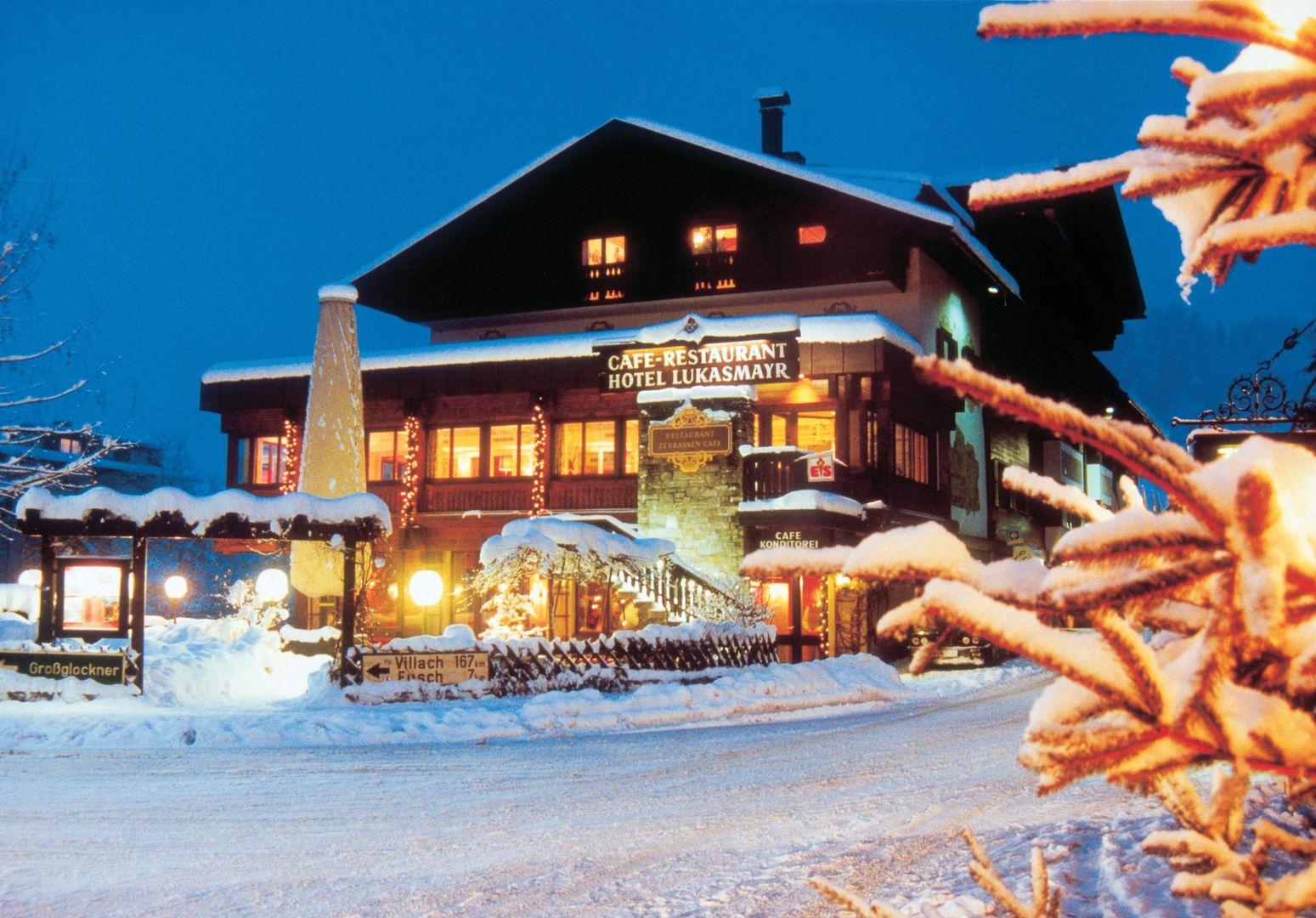 Hotel Lukasmayr - Slide 1