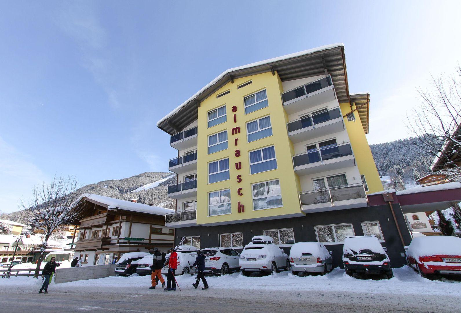 Hotel Almrausch - Slide 1