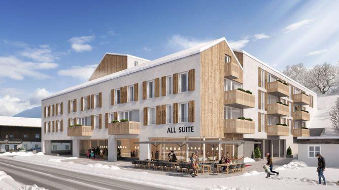 All Suite Resort Fieberbrunn