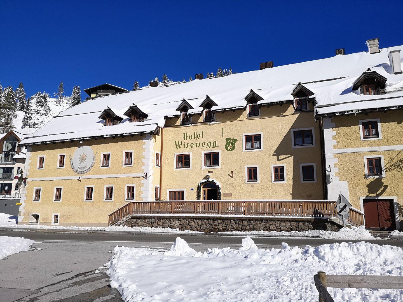 Hotel Tauernhaus Wisen...
