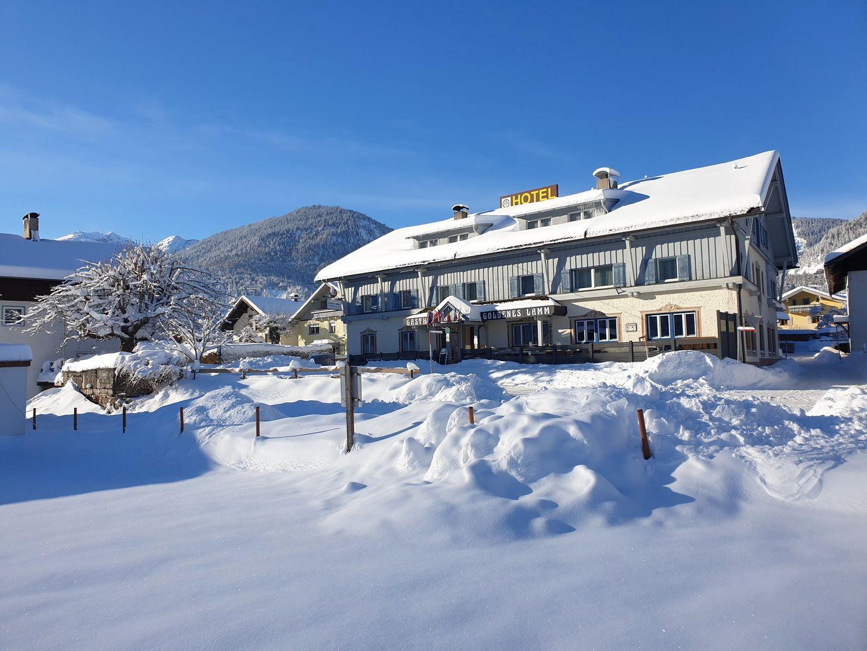 Meer info over HotelGasthof Goldenes Lamm  bij Wintertrex