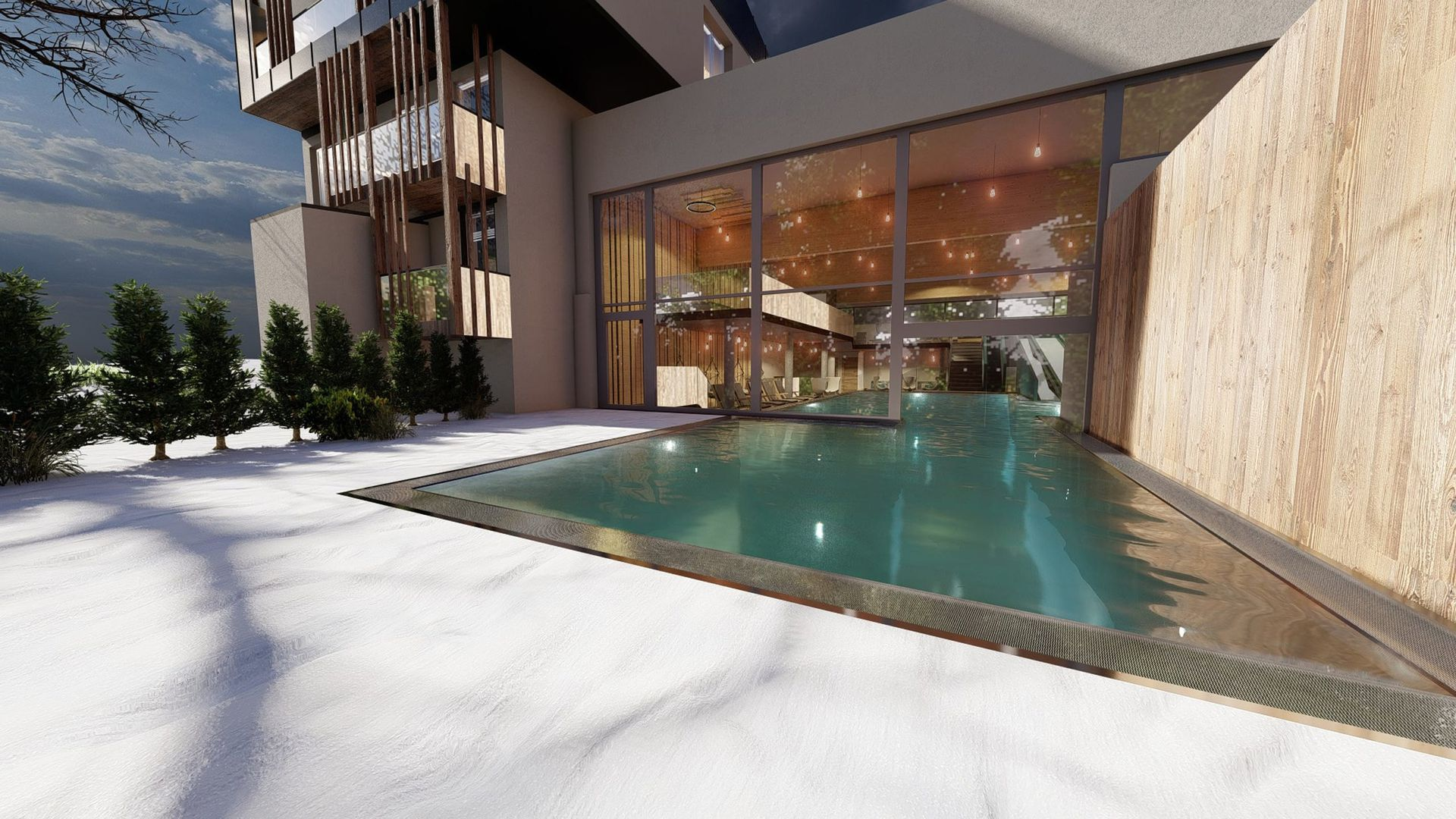 Wagrain - Hofgut Wagrain Apartment & Lifestyle Resort