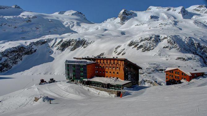 Unterkunft Berghotel Rudolfshütte, Uttendorf - Weißsee Gletscher,
