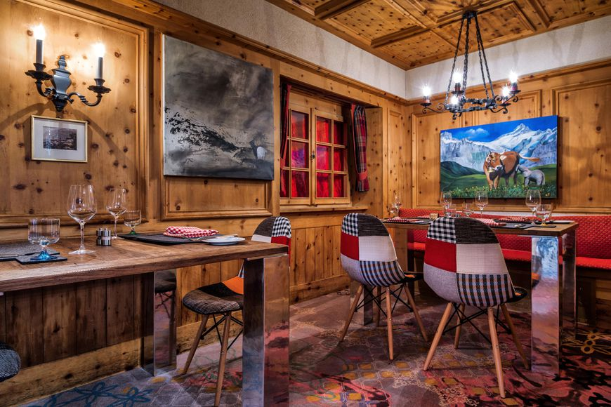 The Excelsior - Apartment - Arosa